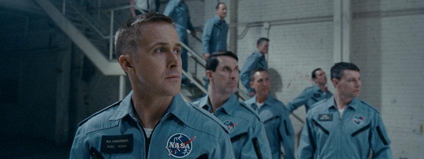 Ryan Gosling stars in 'First Man,' critic Neil Morris' pick for best film of 2018.