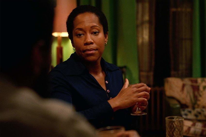 Regina King stars in the film based on the novel by James Baldwin.