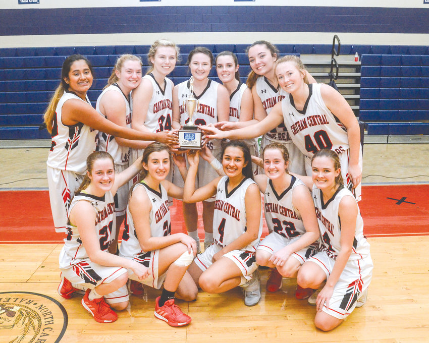 The Chatham Central girls basketball team captured the Sectional Title and was headed to the East Regional semifinals versus Washington County in Plymouth.