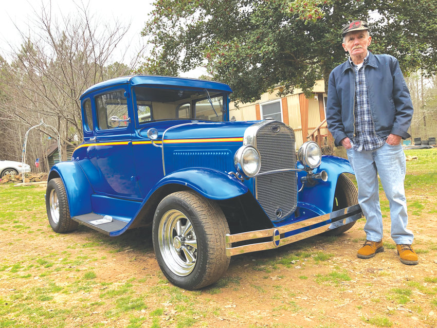 At age 72, James 'Peanut' Collins has owned somewhere close to 500 cars; but his favorite is the 1931 Model A Ford he bought in 2016 and lovingly restored.