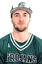 Former Chatham Central star Zack Burke pitched six strong innings on Sunday afternoon for Mount Olive in a tough 10-7 loss to North Greenville at the 2019 Conference Carolina's Tournament finals in Tigerville, S.C. Burke and UMO have two more games in the regular season before awaiting a bid to the NCAA Division II playoffs.