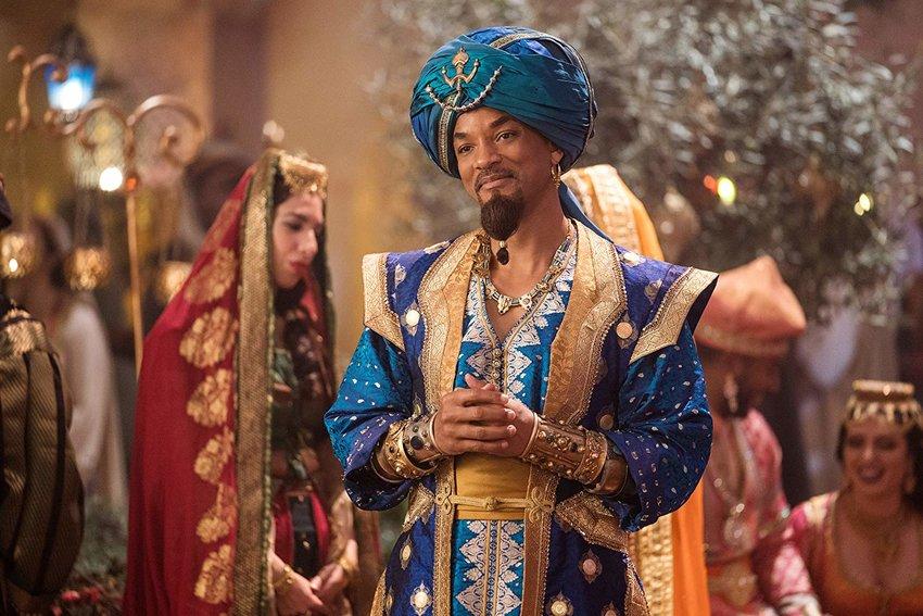 Will Smith stars in 'Aladdin.'