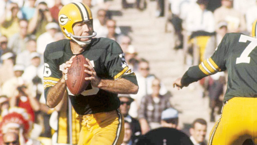 NFL great Bart Starr, who led the Green Bay Packers to two Super Bowl titles and a total of five championship, died Sunday at age 85.