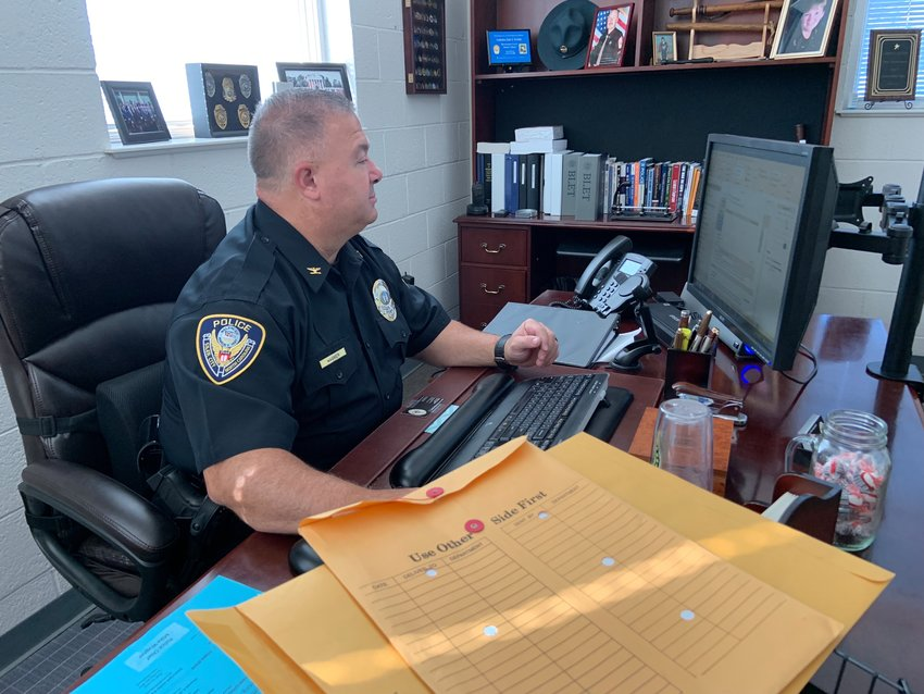 Siler City's crime rate exceeds the state and national average, according to Wagner. In the last complete year of data, the town had 67 violent crimes, he previously told the board of commissioners, including murder and rape, and 325 property crimes.
