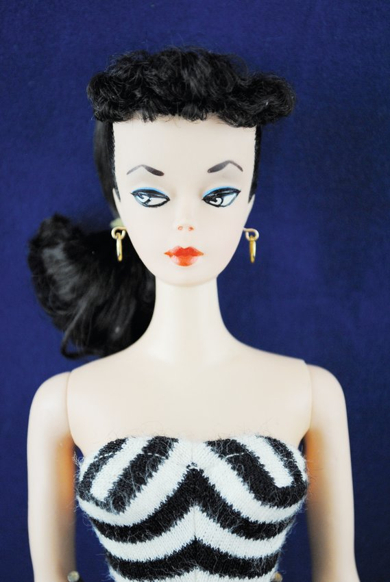 Chris DiGiovanna's father bought this Barbie doll at a garage sale for a few bucks. After getting it cleaned and buying a few accessories, the item sold for nearly $4,000 on eBay. DiGiovanna said the experience taught him a lesson, saying, 'I would look at that doll and say, 'That's probably a couple-dollar doll.' Someone else, where it has significant meaning to them, it's worth much, much more.'.