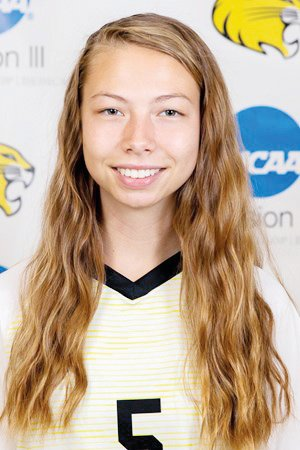 Ella Randall of Pittsboro recorded the first goal of her collegiate career on Friday afternoon for Randolph College up in Lynchburg, VA. Randall and Randolph College routed Wales and Johnson Unversity out of Charlotte 5-2 to improve to 3-1-2 on the season.