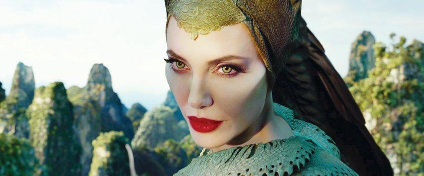 Angelina Jolie stars in 'Maleficent: Mistress of Evil.'