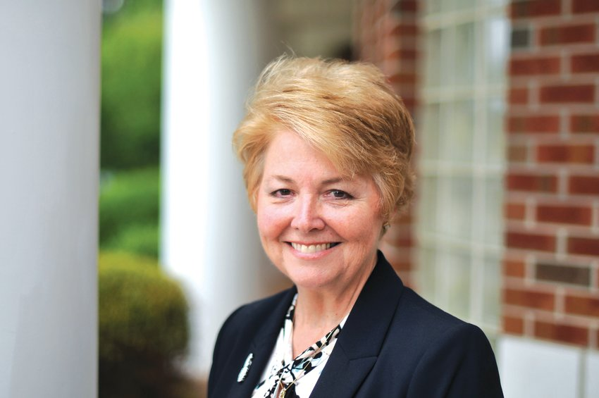 CCCC President Dr. Lisa Chapman