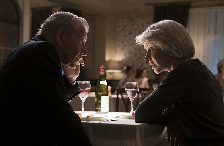 Helen Mirren and Ian McKellen star in 'The Good Liar.'