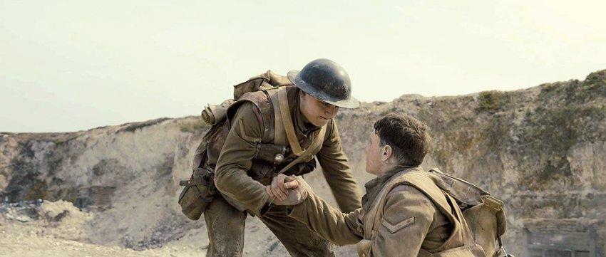 George MacKay and Dean-Charles Chapman star in '1917.'