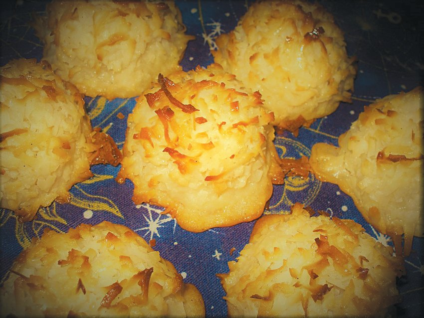 Melly's gluten-free macaroons are a treat everyone can enjoy.