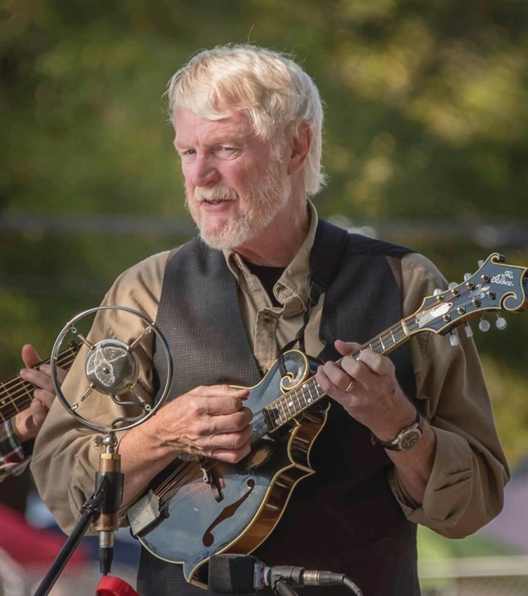 Tommy Edwards of Pittsboro plays normally plays about a dozen gigs per month, but with stay-at-home measures in place with COVID-19, he played only one in March: a Facebook livestream show.