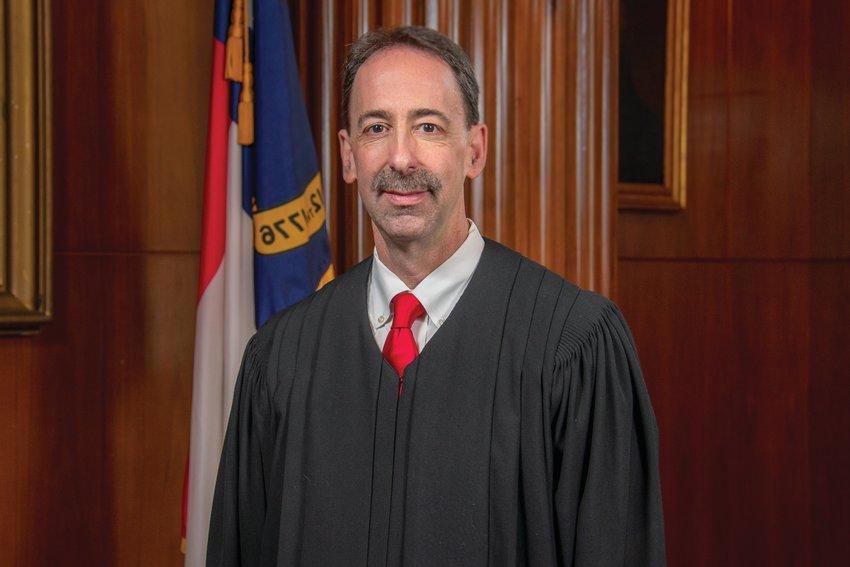 N.C. Supreme Court Justice Mark Davis