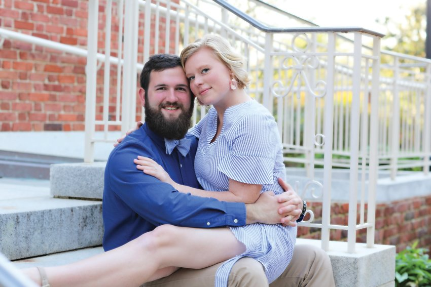 Hannah Christenberry and Taylor Holden had to postpone their March wedding date due to the coronavirus pandemic, but with the help of their wedding planner, they've nailed down plans for a late August wedding instead.
