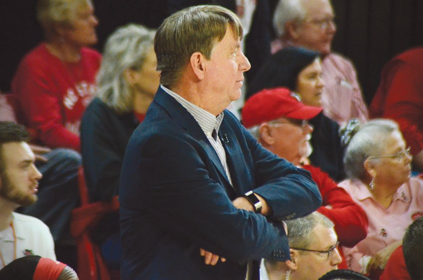 Wes Moore has coached the N.C. State women's basketball team since 2013 after 15 succcessful years at the University of Tennessee at Chattanooga. The Wolfpack was 27-4 and won the ACC Tournament this year prior to COVID-19 canceling the NCAA Tournament.