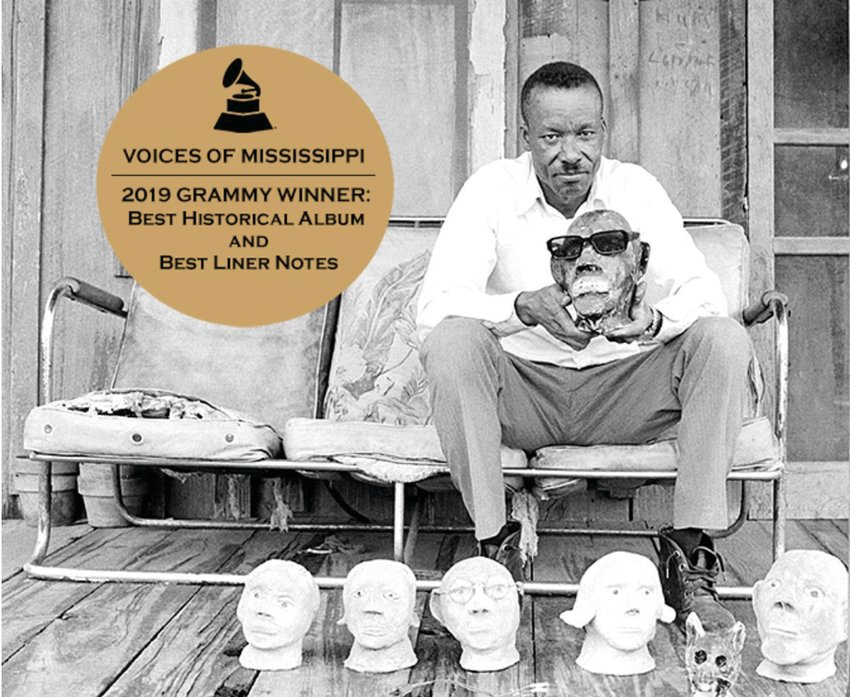 The Grammy-winning multimedia set 'Voices of Mississippi: Artists and Musicians Documented by William Ferris,' contains music, stories and interviews compiled by the Southern folklore expert from a large archive of material Ferris created and donated to the Southern Folklife Collection at the Wilson Special Collections Library in Chapel Hill.