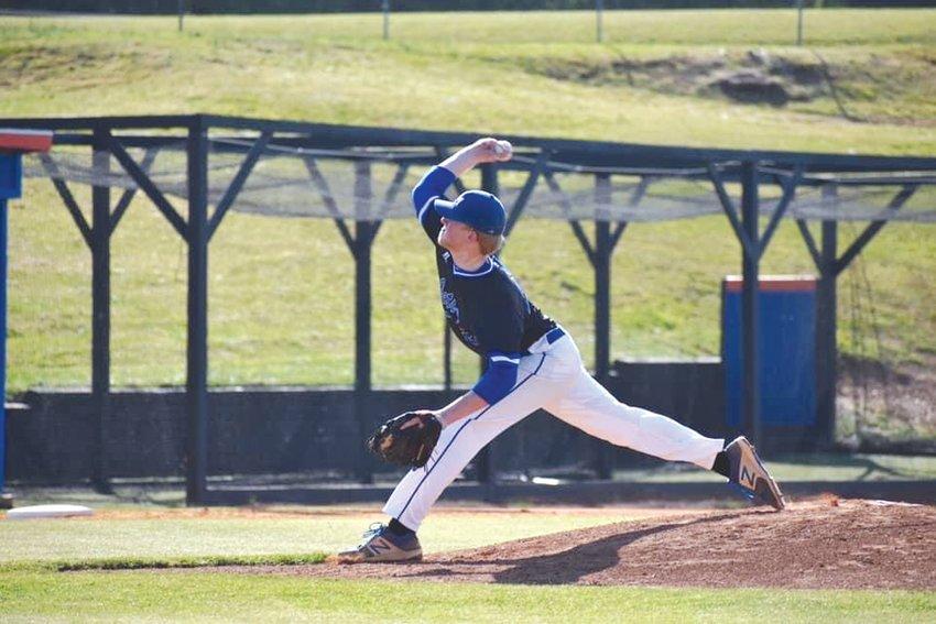 Sam Murchison's fastball was last clocked at 89 mph. Murchison, a Jordan-Matthews graduate, will attend N.C. Central.