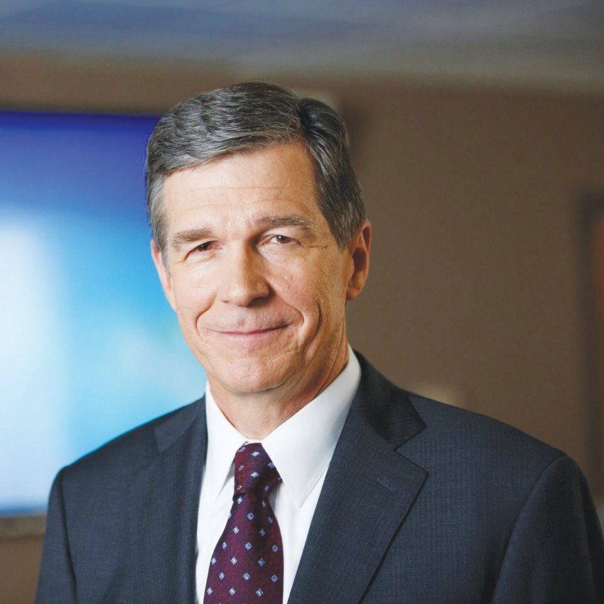 North Carolina Gov. Roy Cooper announced Friday he would be lifting the state's mask mandate, gathering limits and distancing requirements effective immediately, with some exceptions.