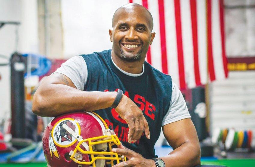 Former Washington Redskin Eddie Mason, a Siler City native and ex-Jordan-Matthews linebacker, has owned and operated MASE Training since 2003.