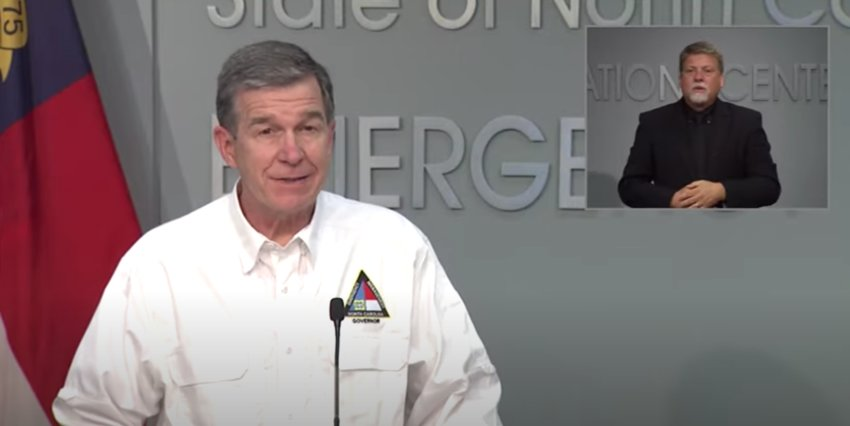"North Carolina Gov. Roy Cooper extended Phase 2 in the state for five weeks, he announced Wednesday. ""We know the stability is fragile and these trends can change quickly if we let down our guards,"" he said."