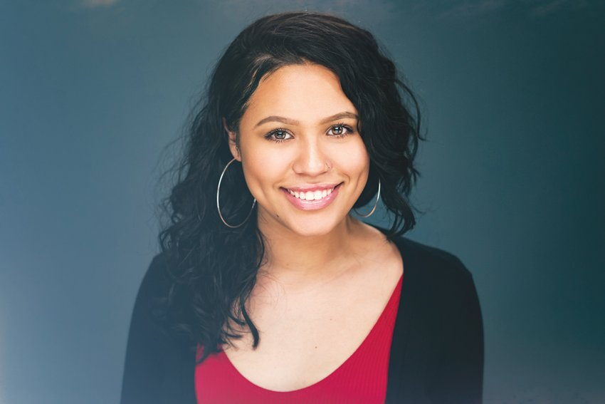 Patsy Montesinos, a senior at UNC-Chapel Hill, has joined the News + Record's 'La Voz' project.