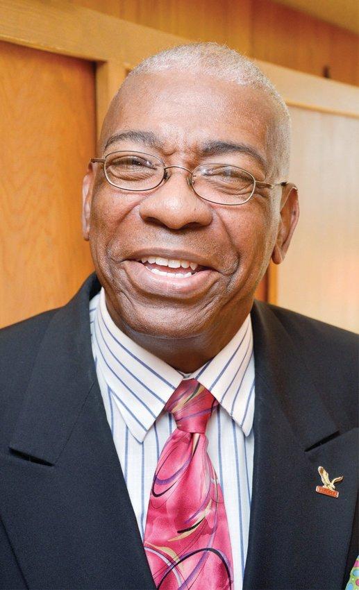 Rev. Dr. Albert Reddick