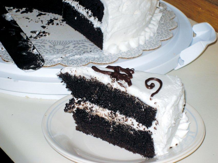 BraveTart's Devil's food cake.