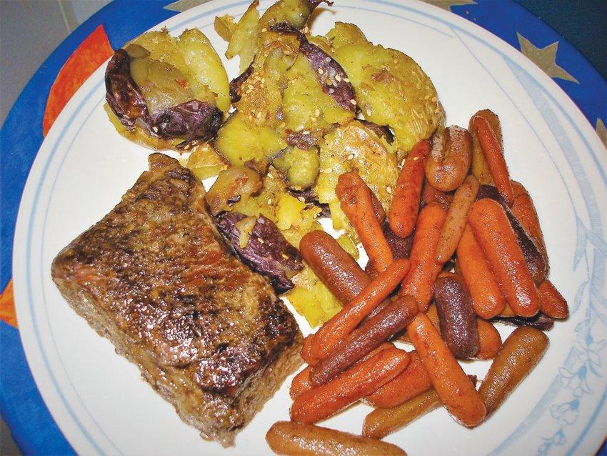 Short ribs highlight a fall dinner.