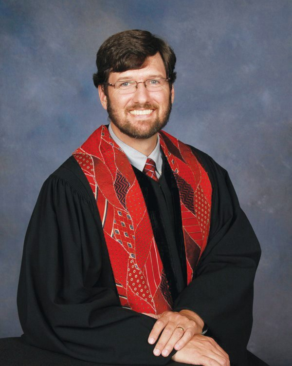 The Rev. Evan Harrison