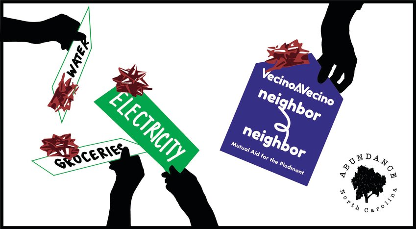Abundance NC's 'Neighbor2Neighbor' program, created in partnership with the News + Record, is seeking donations to help Chatham residents with utility bills and other critical needs during the holidays.
