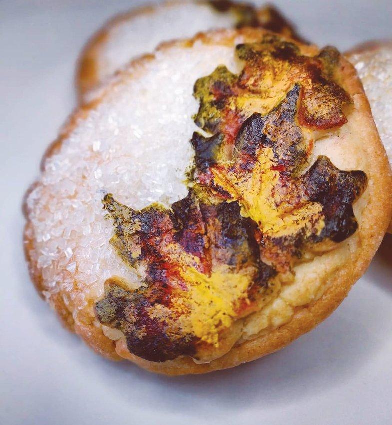 A sampling of pastry chef Julie Jangati's tasty handiwork.