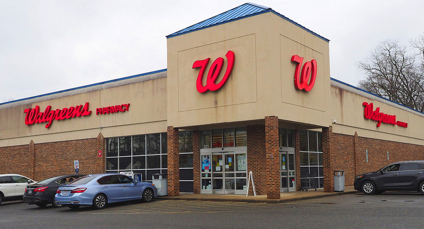 Walgreens employees did not confirm if Pittsboro's location (pictured) will receive doses of the vaccine, but Siler City's will.