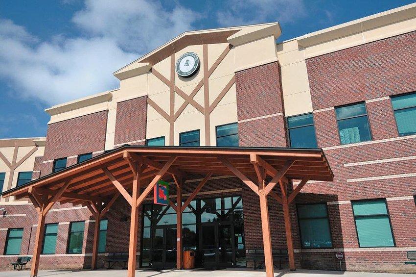 At Woods Charter School, K-2 students will return under Plan B March 15, 3rd-4th grades will return March 22, 5th-6th grades will return April 5 and 7th-12th grade will return April 12.