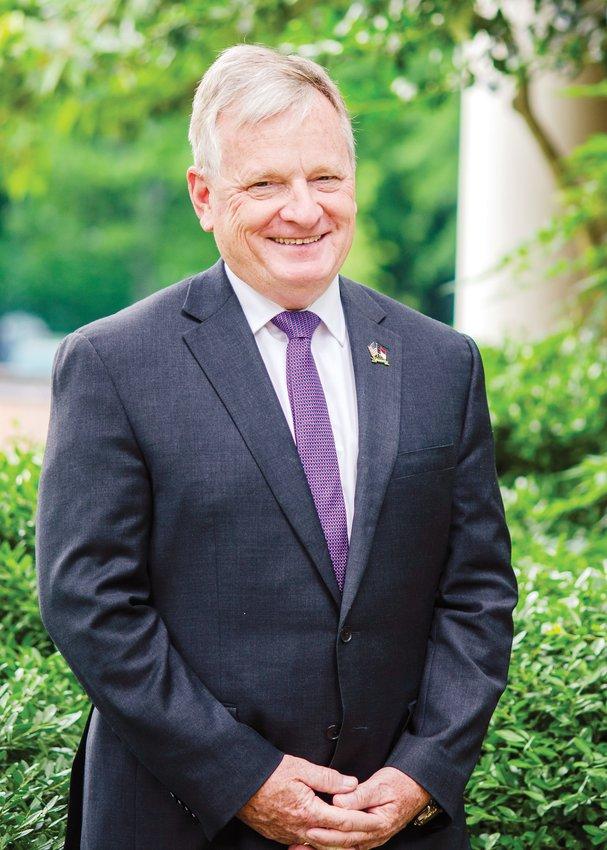 N.C. Treasurer Dale Folwell.