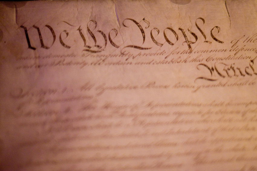 'Our Constitution was designed to 'secure the Blessings of Liberty to ourselves and our Posterity,'' the author writes. 'Yet, it also protected slavery.'