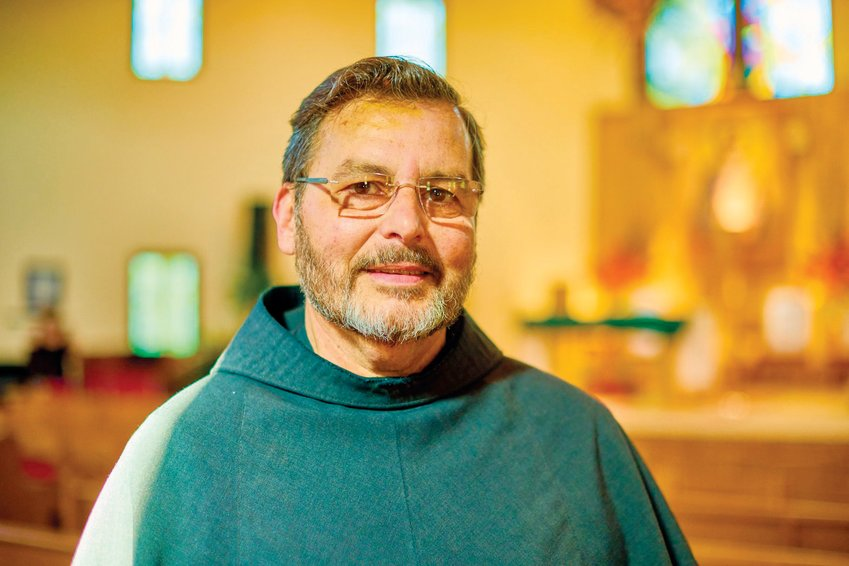 'God has given us the ability to develop the vaccine and so I have promulgated getting vaccinated among our people here at St. Julia's,' Father Juilo Martinez of St. Julia's Catholic Church said, 'and I will continue to do that.'