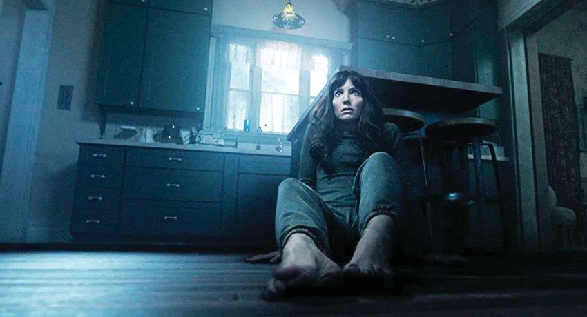 Annabelle Wallis stars in 'Malignant.'