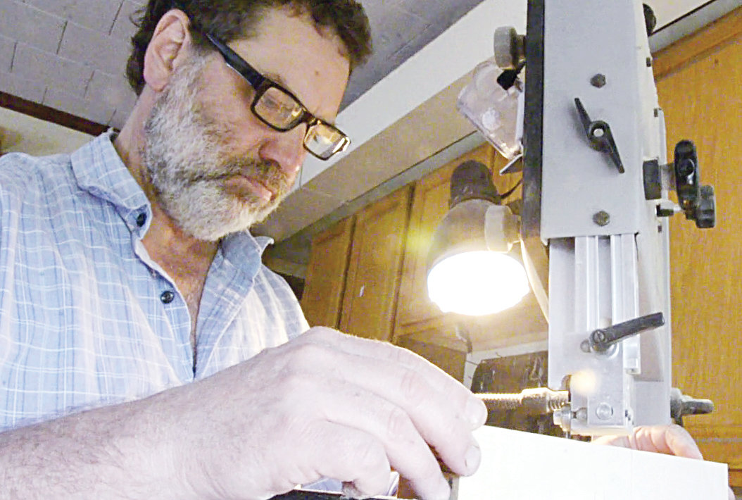 Musician builds life-changing violins | The Chatham News +