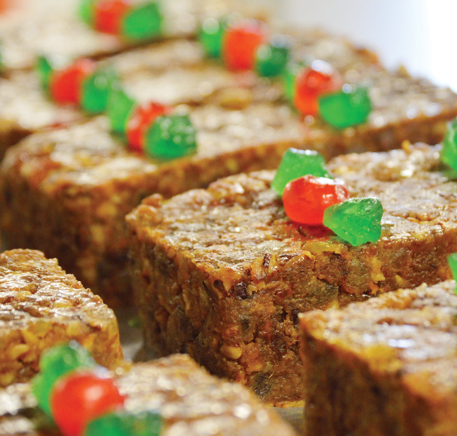 Southern Supreme's classic fruitcake is widely lauded as 'the best I've ever tasted.'