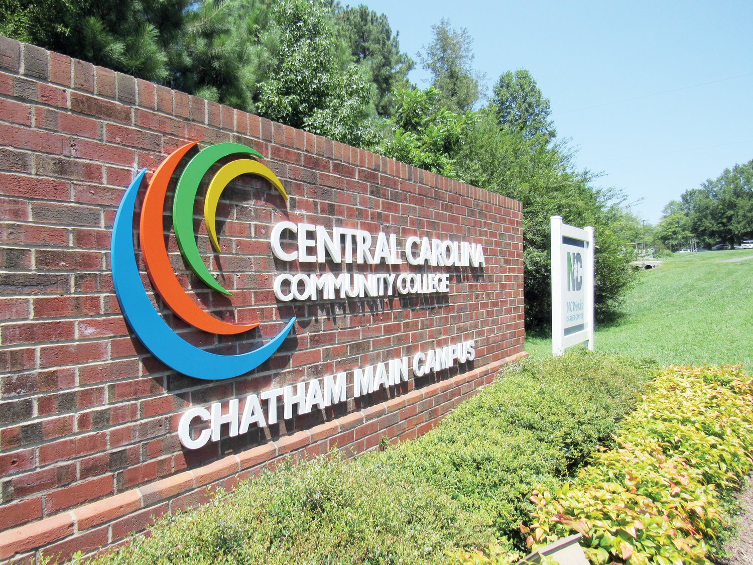 Central Carolina Community College's influence in Chatham County has been growing in recent years, as has the county government's investment in the college's operations and facilities.