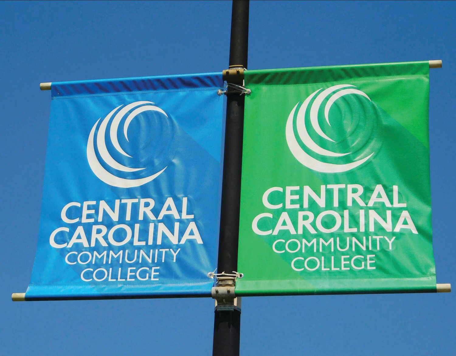 Central Carolina Community College reported last week that it had record enrollment this year across its three campuses.