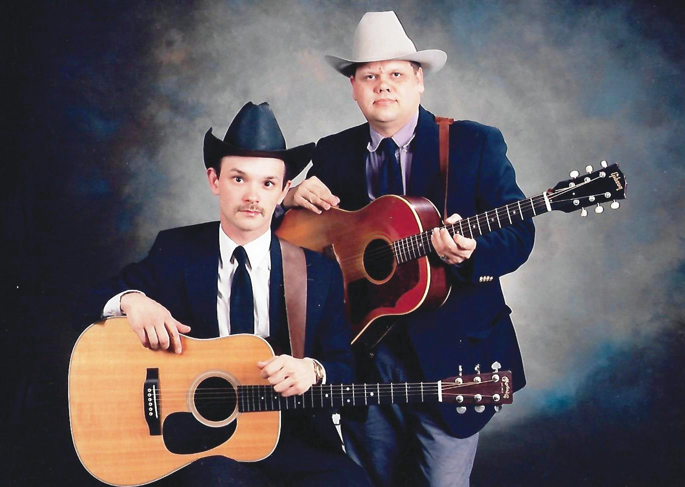 Original Formula, a bluegrass band comprised of Al Elliot of Lexington and Rob Perkins of Asheboro, will perform traditional and original tunes at the Oasis Fresh Market and Deli Nov. 3 and 17.