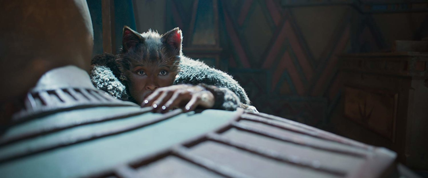"Jennifer Hudson is part of the star-studded cast of ""Cats."""