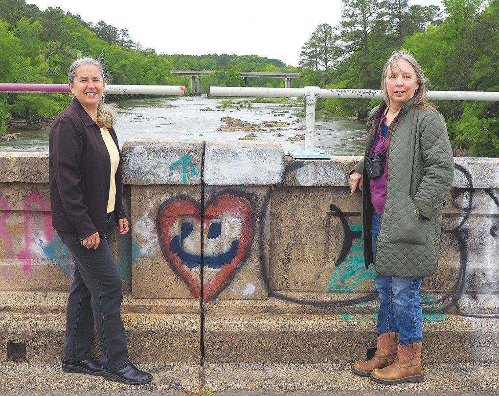 Bynum Bridge Halloween 2020 Beloved Bynum Bridge cements historic status | The Chatham News +