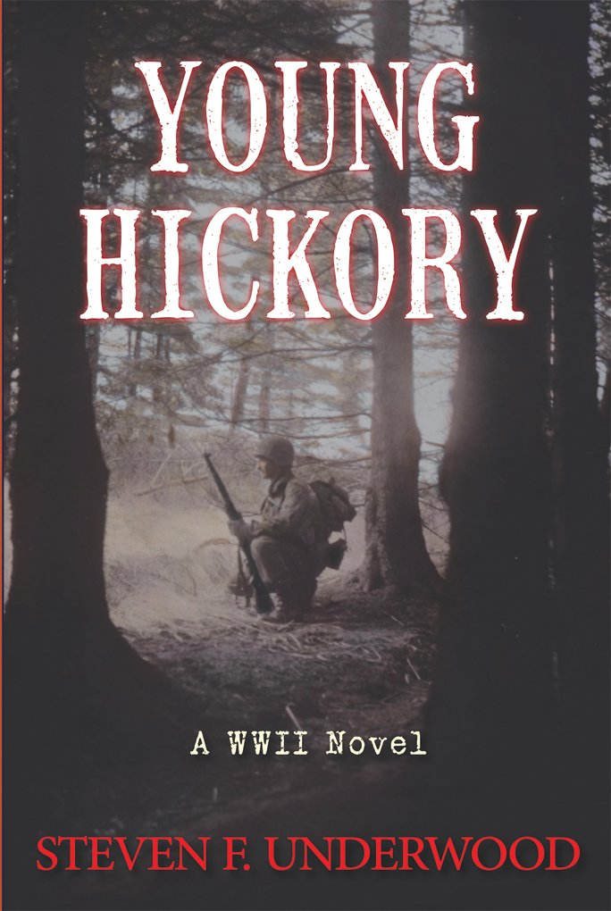 "Steve Underwood's 'Young Hickory"" is due out soon, though the author's promotional plans have changed because of COVID-19."