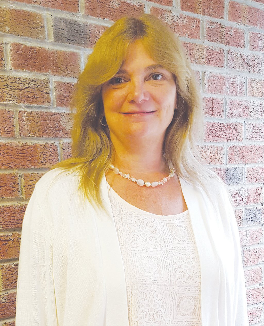Dina Reynolds, the new director of development and communications for Chatham Trades.