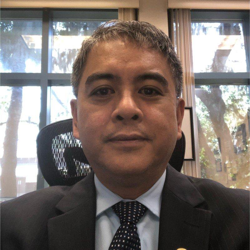 Director of finance John Villanueva