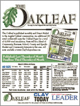 The Oakfleaf Advertising Rate Card