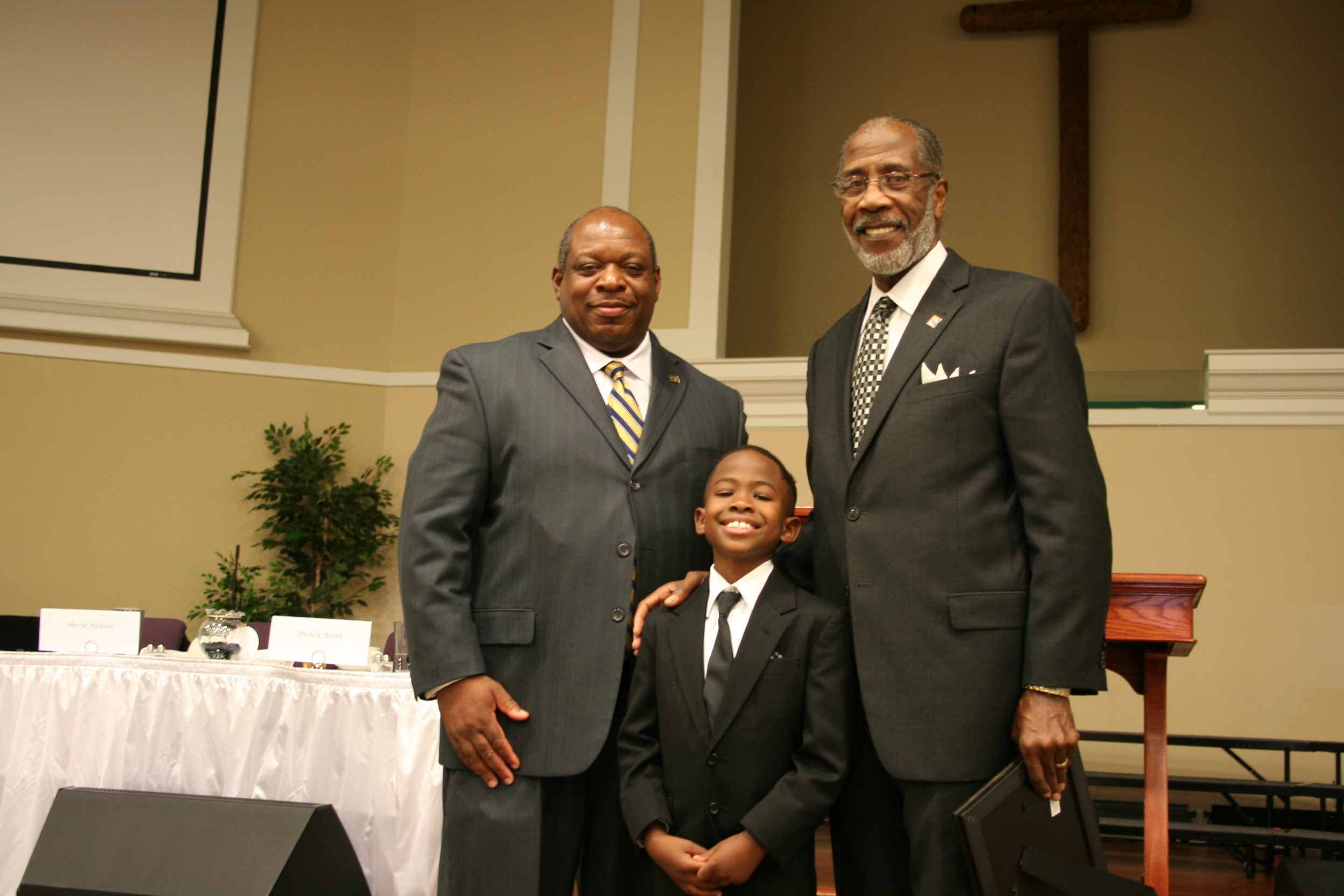 Clay Honors Legacy Of Martin Luther King Jr.