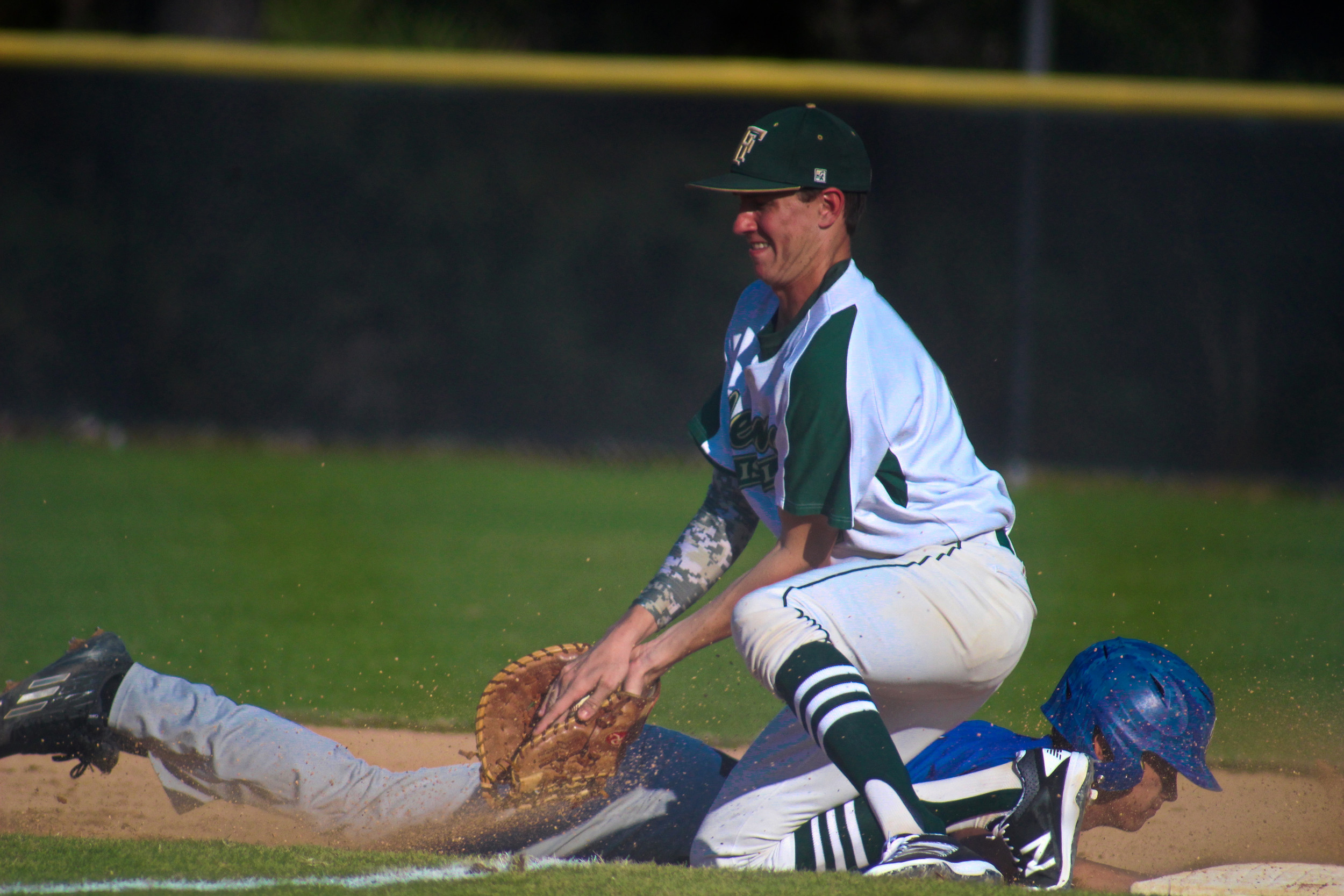 Baseball begins